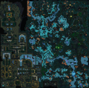 Brothers in Blood Map