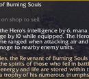 Necklace of Burning Souls