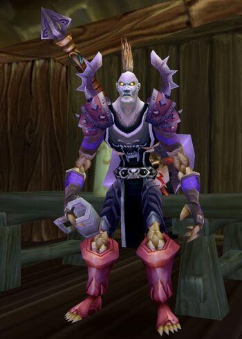 High Warlord Uro