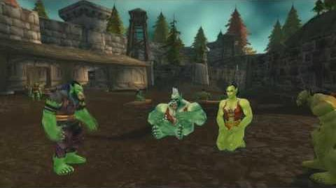 WoW Pro Lore The New Horde
