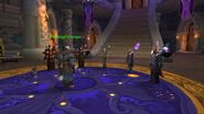 Council of Six discuss Horde in Kirin Tor