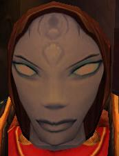 Flimsy Female Draenei Mask