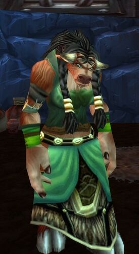 Windseer Grayhorn