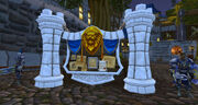 Stormwind City Bulletin Board