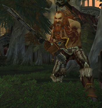 Dragonflayer Tribesman