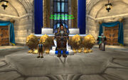 Varian in Stormwind 2