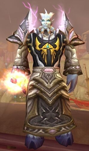 Shattered Sun Archmage