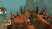 Cliffwalker Post top (Cataclysm)