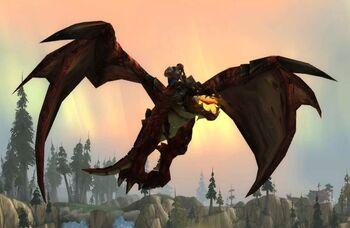 Dragonflayer Defender