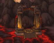 Obsidian Sanctum Entrance