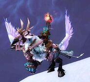 Silver Covenant Hippogryph (mount)