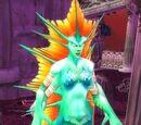 Wrathscale Sorceress