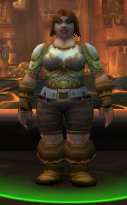 Ironforge Commendation Officer