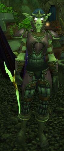 Huntress Selura