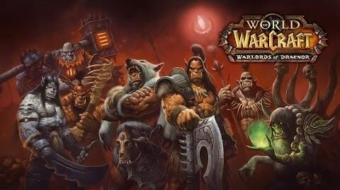 World of Warcraft Warlords of Draenor Announcement Trailer