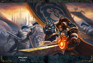 Varian and Stormwind
