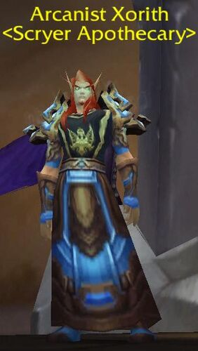 Arcanist Xorith