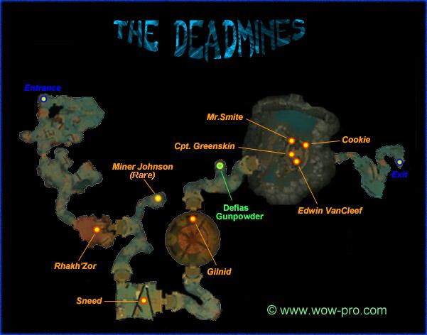 Deadmines map2