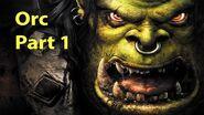 Warcraft 3 Gameplay - Orc Part 1 - Landfall
