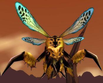 Hive'Zora Abomination