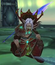 Prince Valanar at Naxxanar