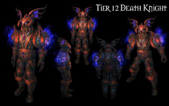 Tier 12 Death Knight Armor