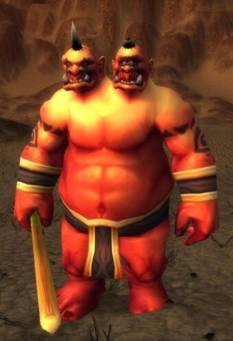 Firegut Ogre Mage
