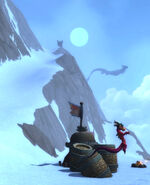 Seeker's Point path-upwards screenshot
