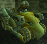 Siege engine drag