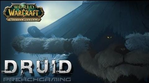 Guardian Druid Basic Tanking Guide