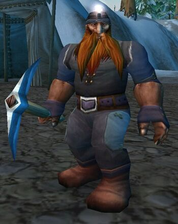 Miner Grothor