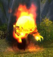 Prismatic Exile - Fire