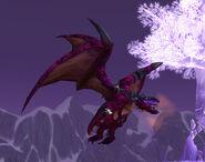 Violet Proto-Drake mount
