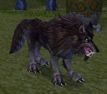 Dark Worg