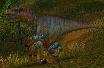 Lashtail Raptor