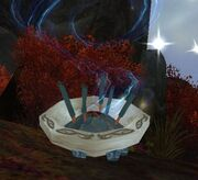 Tuskarr Ritual Object