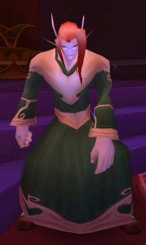 Blood Elf Magister