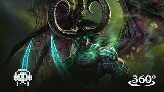 Video Games Live 360° video World of Warcraft Legion Trailer
