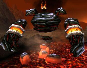 Greater Obsidian Elemental