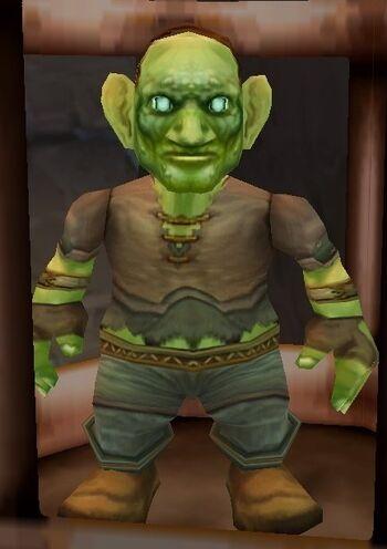 Captured Leper Gnome