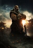 Warcraft Textless Character Poster 05