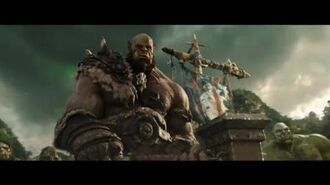 Warcraft The Beginning - Orgrim the Defiant (Universal Pictures)