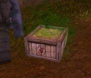 Plagued Grain Crate