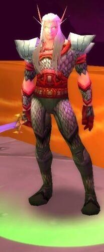 Venn'ren, Ranger Captain