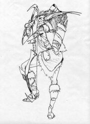 High Elven Archer
