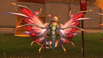 Silvermoon Dragonhawk