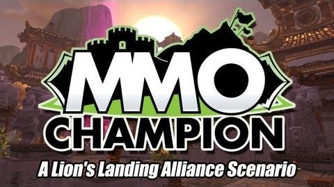 Lion's Landing Alliance Scenario
