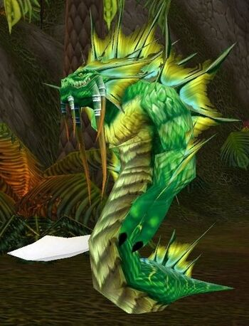 Strashaz Serpent Guard