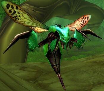 Zukk'ash Wasp