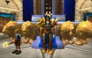 Stormwind Throne Room WotLK